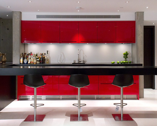 17 Gorgeous Kitchen Bar Design Ideas