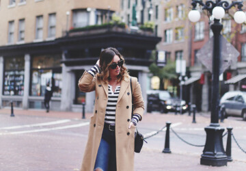 17 Lovely Outfits that Prove You Need a Camel Coat - coat outfit ideas, coat, Camel Coat outfit ideas, camel coat