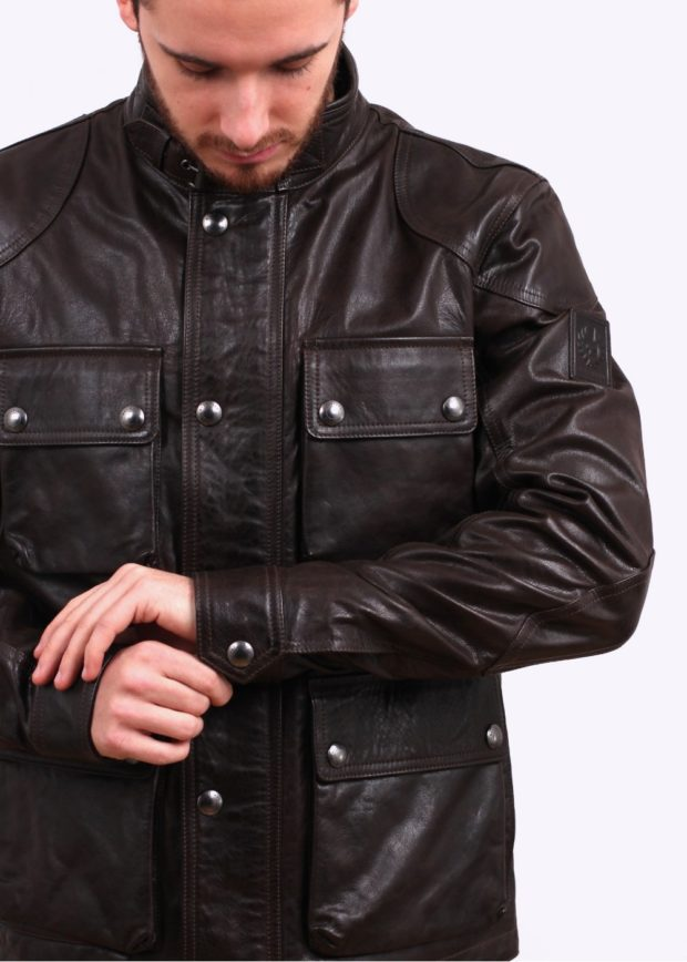 Top 10 Fall/Winter leather Jackets: Welcome Winter In Style