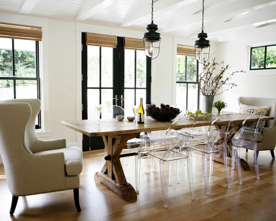 18 Popular Design Ideas for Unique Dining Room