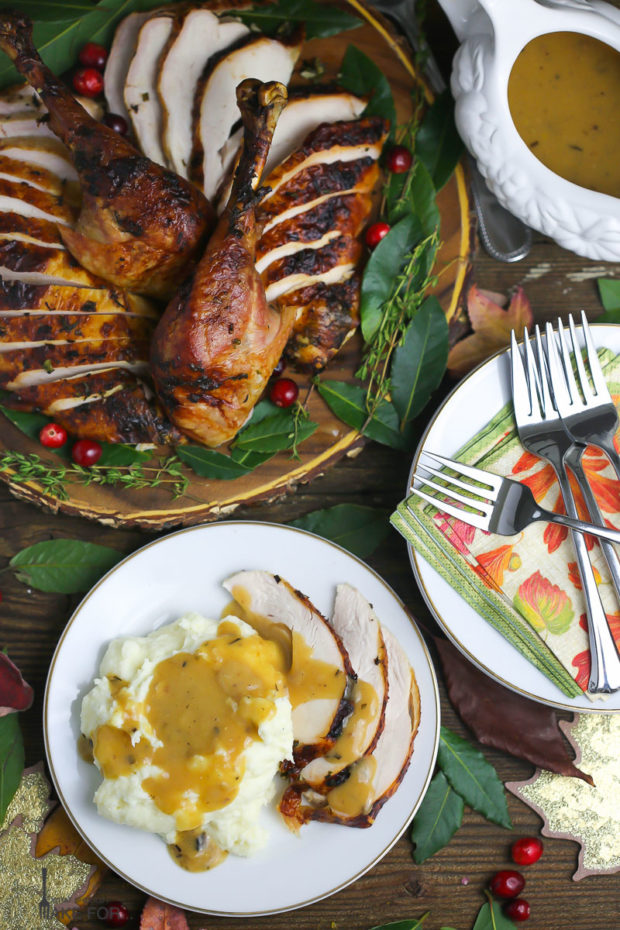 16 Great Thanksgiving Turkey Recipes and Ideas