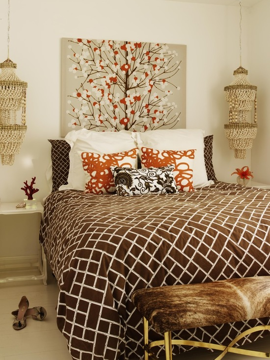 17 Inspiring Ideas for the Wall Art Above Your Bed