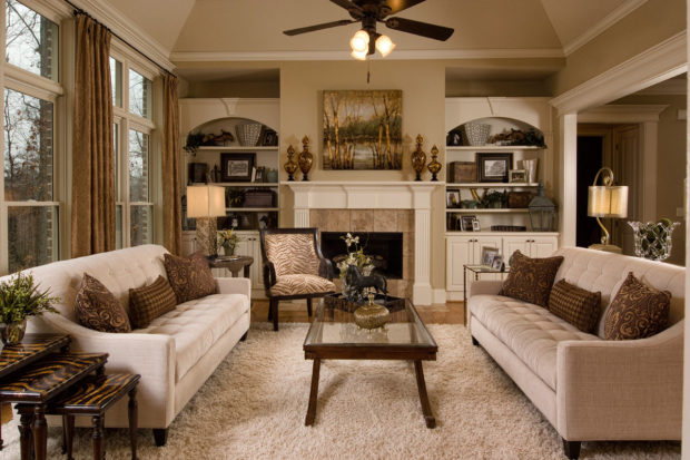 Five Tips on Redecorating Your Den for the Fall Season