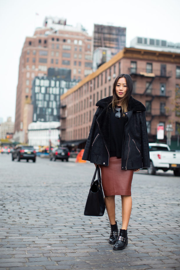 17 Great Ideas for How To Wear Ankle Boots this Season