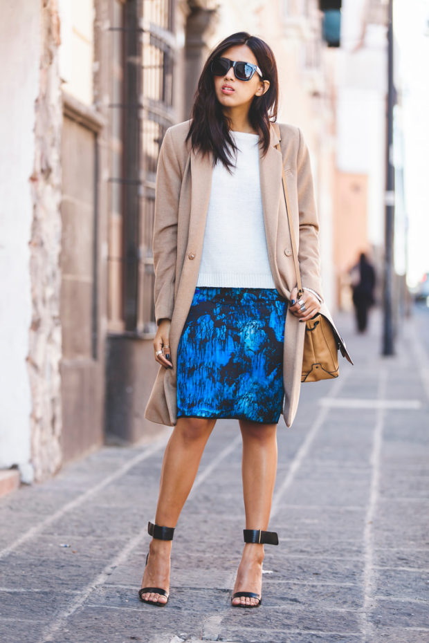 Sweater and Pencil Skirt: 17 Perfect Fashion Combos for This Season
