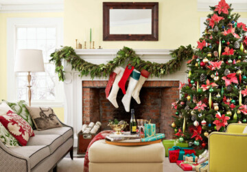 20 Gorgeous Christmas Tree Decorating Ideas for an Unforgettable Holiday - unique christmas tree, Christmas Tree Decorating Ideas, Christmas tree, Christmas Ideas, Christmas Decorating Ideas