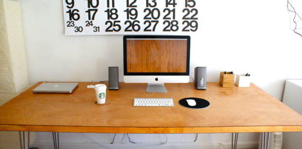 Do it draper style designing your mid century modern office style motivation - Mid century modern home office ideas ...