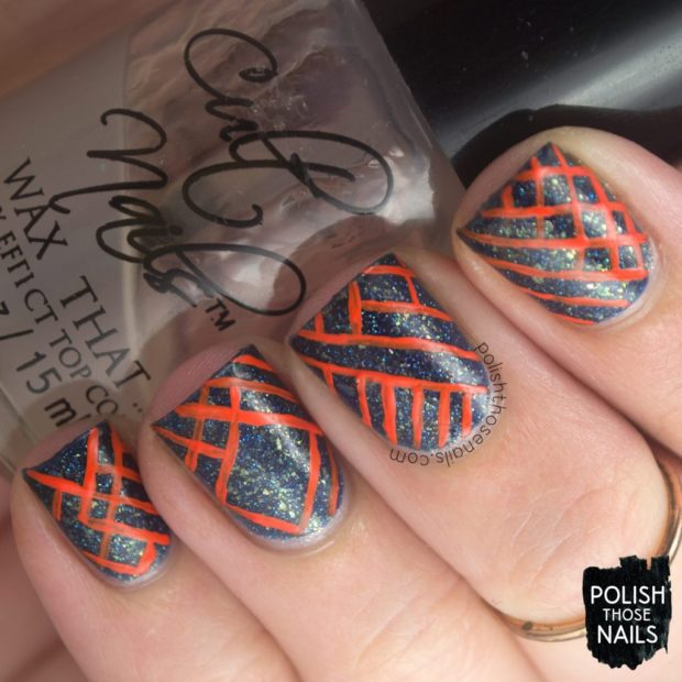 15 Creative Color Contrasts Nail Art Ideas