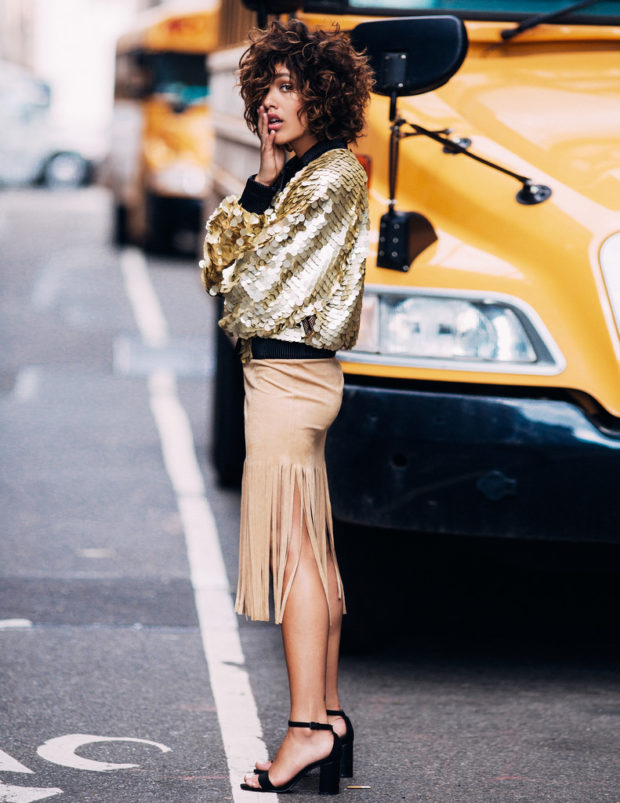 18 Gorgeous Ways To Wear Sequins This Season (Part 2)