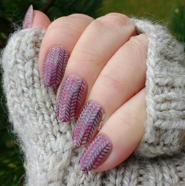 Winter Warmth: 15 Cute Nail Art Ideas Inspired by Cold Weather