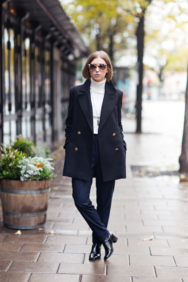 Cold Weather Office Style  17 Great Outfit Ideas
