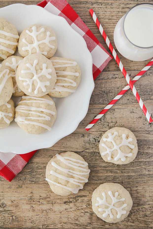 Christmas Recipes: 15 Great Ideas for Holiday Cookies (Part 1)