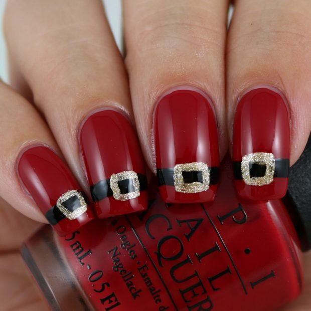 15 Best New Years Eve Nail Art Ideas (Part 1)