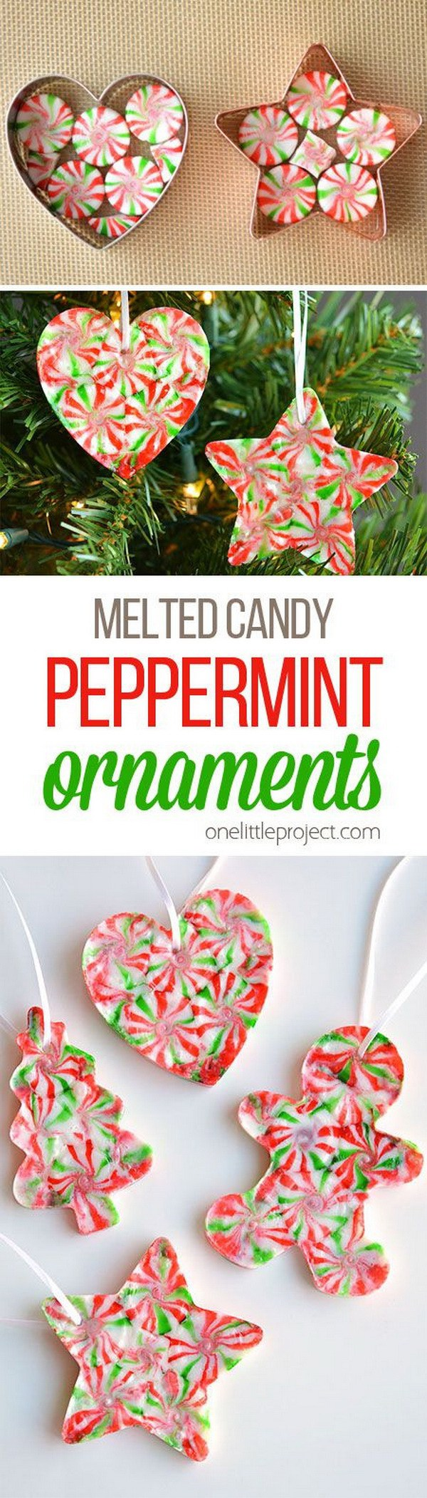 DIY Christmas Tree Ornaments: 17 Great Tutorials and Ideas (Part 2)