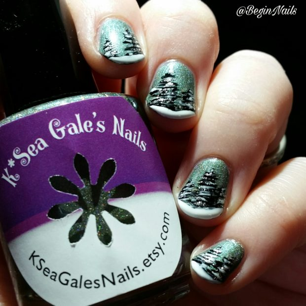 15 Best New Years Eve Nail Art Ideas (Part 2)