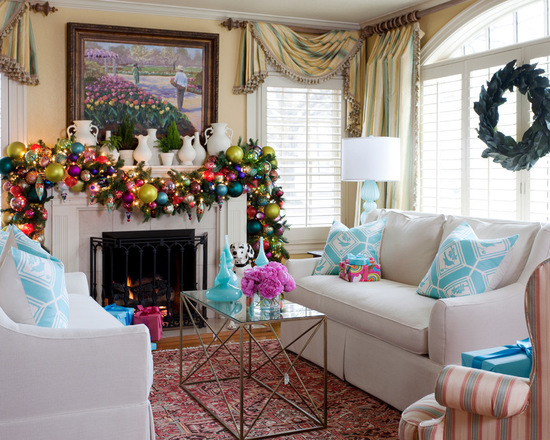 17 Beautiful Christmas Mantel Decor Ideas