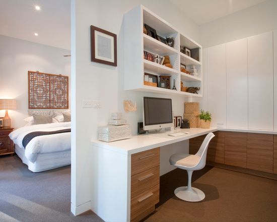 15 Clever and Pretty Ways To Have A Desk in the Bedroom