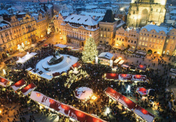 The World's Most Magical Christmas Towns (Part 1) - places to visit for Christmas, places to visit, Most Magical Christmas Towns, Christmas travel, Christmas Towns, Christmas