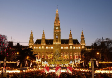 The World's Most Magical Christmas Towns (Part 2) - places to visit for Christmas, places to visit, Most Magical Christmas Towns, Christmas Towns, Christmas