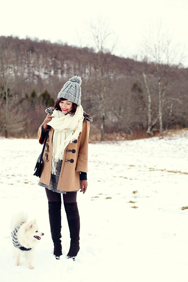 Winter Fashion: 18 Cute and Warm Outfits to Wear During a Snow Day