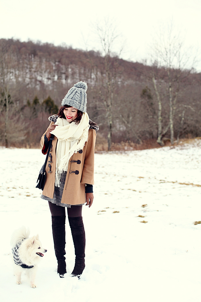 Warm And Cozy Scarf For Cold Winter Days 18 Lovely Outfit Ideas (Part 2) - Style Motivation