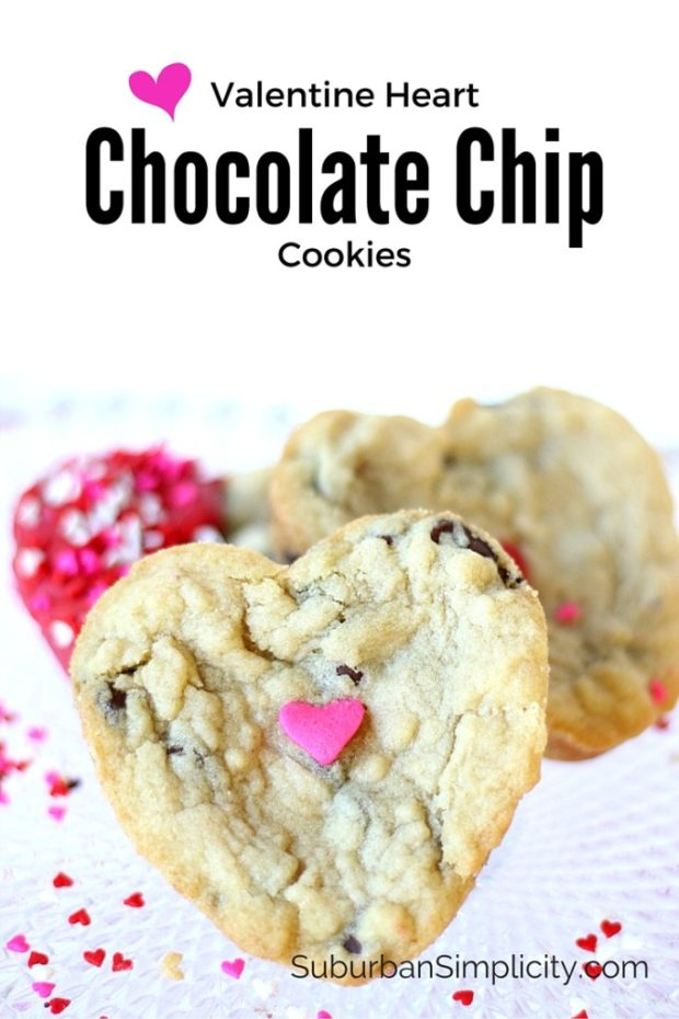 15 Great Recipes for Valentine's Day Cookies - Valentine's day desserts, Valentine's day cookies, diy Valentine's day party, diy Valentine's day
