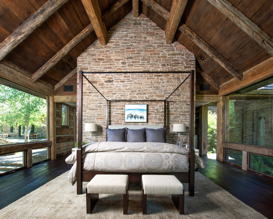 16 Modern Rustic Bedroom Design Ideas That You Will Love