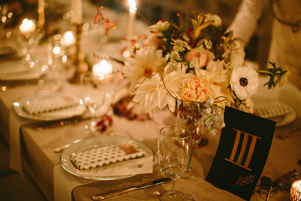 Winter Fairytale: 18 Romantic Wedding Decor Ideas