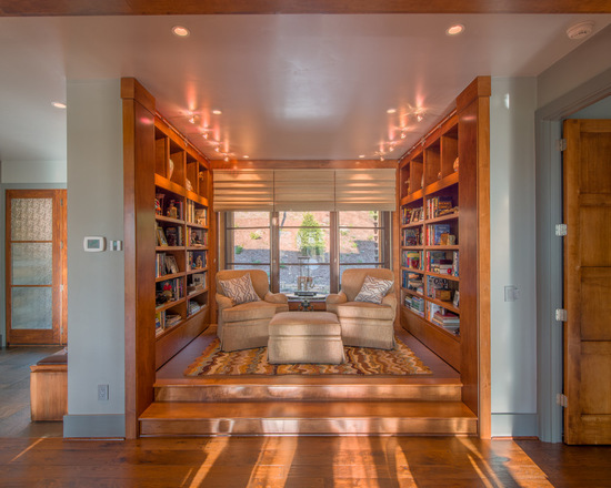 16 Amazing Design Ideas for Reading Room