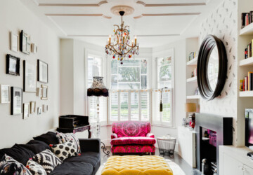 16 Gorgeous Living Room Design Ideas with Victorian Style Details - victorian style, victorian living room, modern victorian style, living room design