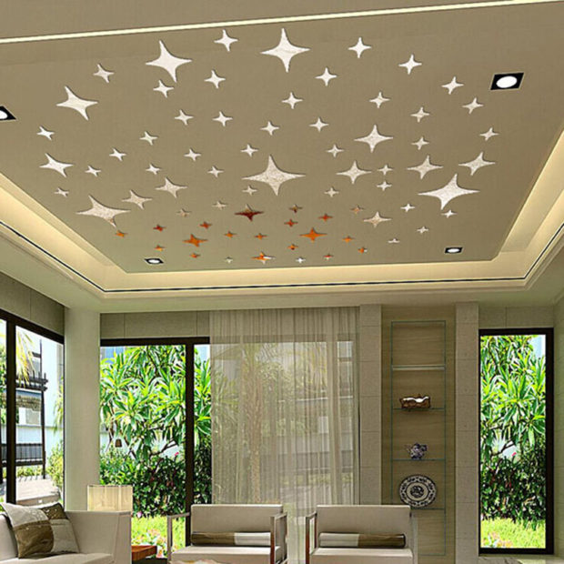 How to Decorate a Ceiling