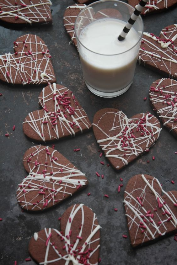 15 Great Recipes for Valentines Day Cookies