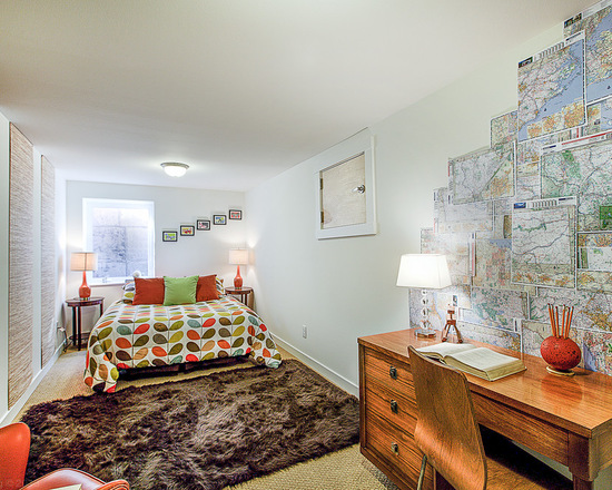 18 Amazing Ideas for Decorating with Maps