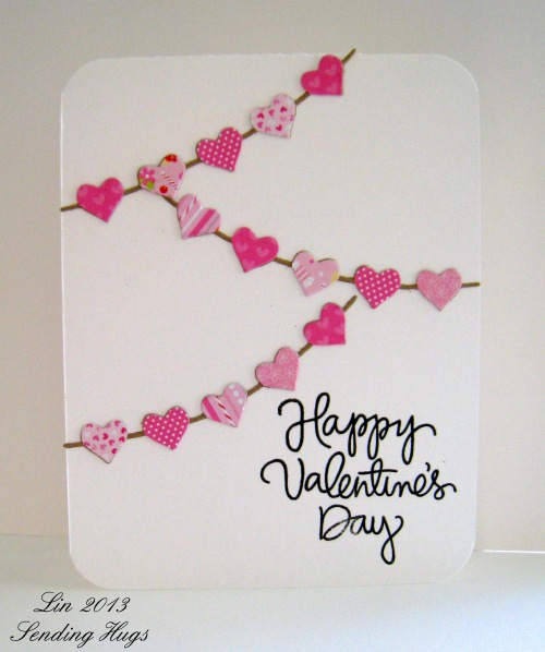 15 Ideas for Sweet DIY Cards to Send Your Valentine Style Motivation – Send a Valentines Card