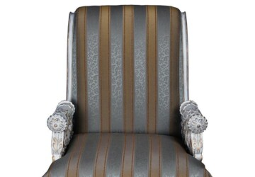 Create An Elusive Effect Using Shabby Chic Armchair - french interiors fashion, french interiors, French arm chair, Chic Armchair, chair