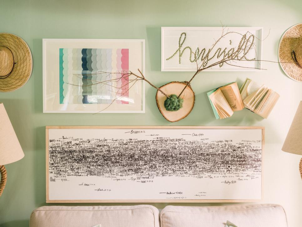 Diy Photo Wall Decor Ideas : Amazing diy wall art ideas for your home style motivation