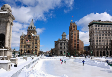 The 8 Snowiest Cities in the World - winter travel, travel, Snowiest Cities in the World, Snowiest Cities, snow, places to visit in winter