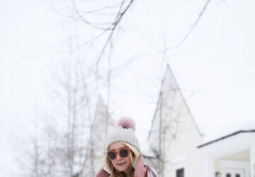 20 Perfect Looks To Copy This January - winter street style, winter outfit ideas, January outfit ideas, January, fashion bllogers