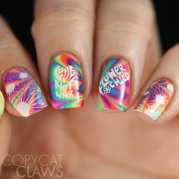 16 Creative Colorful Nail Art Ideas Style Motivation