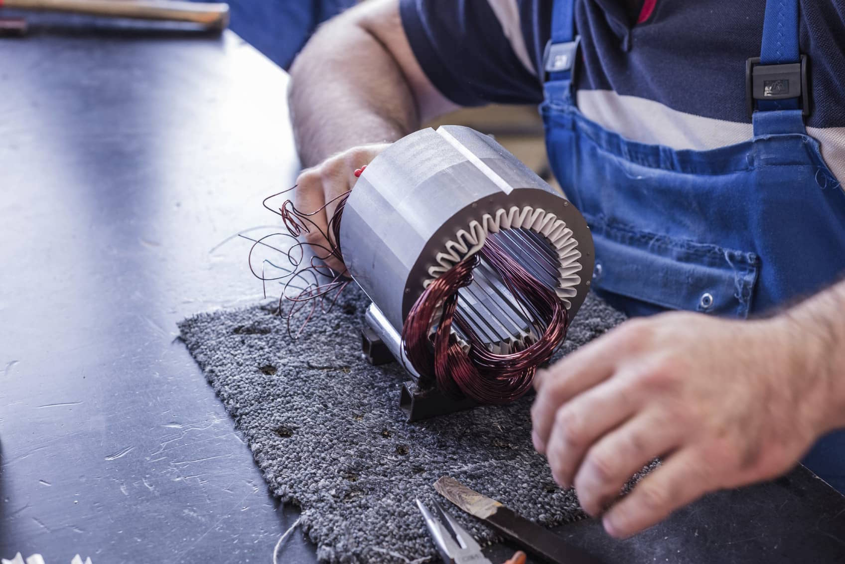How To Repair Your Electric Motor
