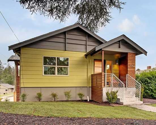 17 Small Beautiful Bungalow House Design Ideas - Style Motivation