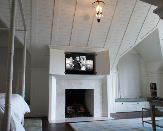 18 Clever and Modern Ways to Hide Your Television
