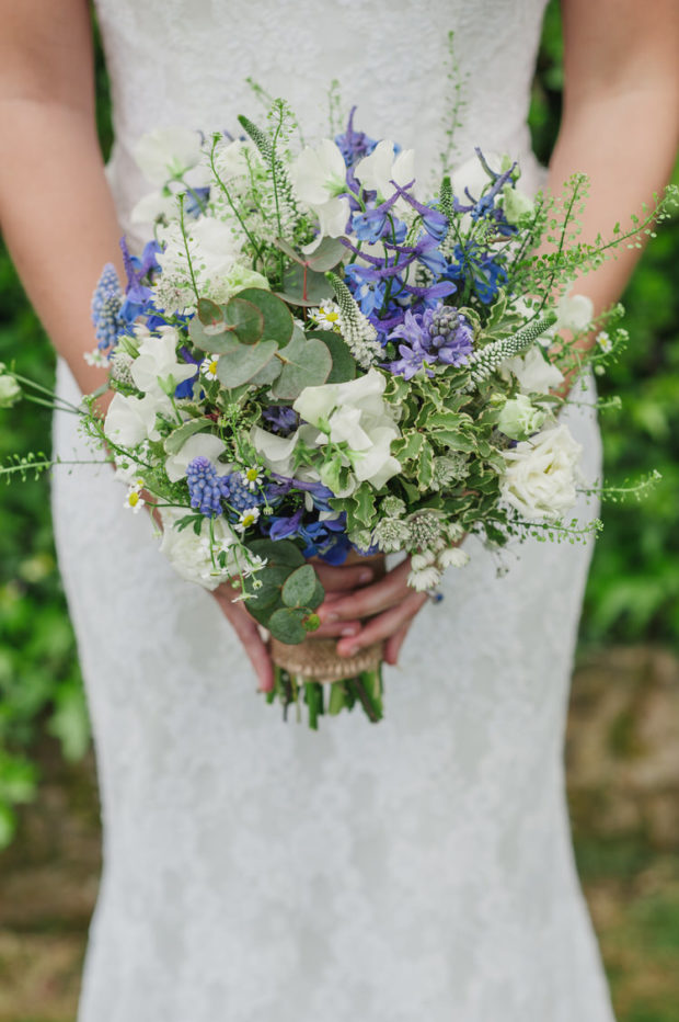 Spring Wedding: 17 Lovely Bridal Bouquet Ideas