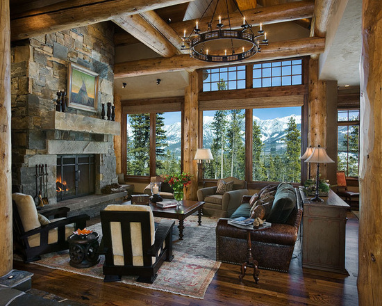 17 Rustic Living Room Design Ideas For A Cozy Home