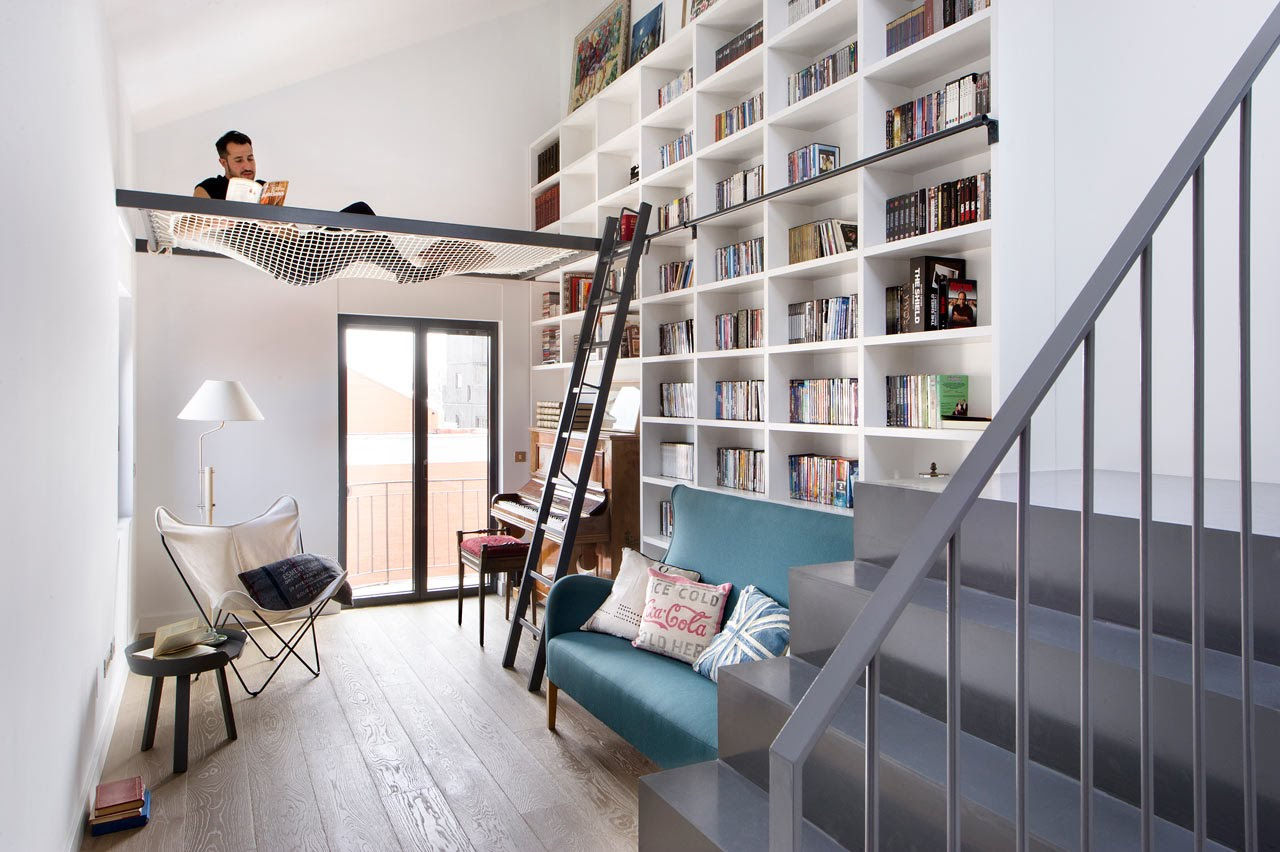 18 Unique Reading Nook Design Ideas