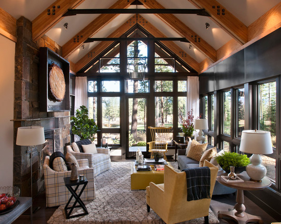 17 Rustic Living Room Design Ideas For A Cozy Home - Style Motivation