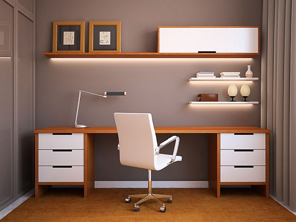 18 Impressive Home Office Design and Decor Ideas Style Motivation
