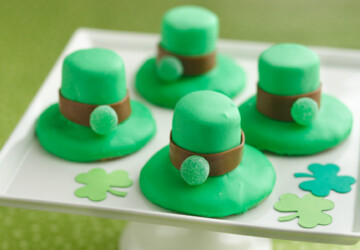 18 Cute and Tasty St. Patrick's Day Dessert Ideas - St. Patrick's Day Dessert Ideas, St. Patrick's Day Dessert, St. Patrick's Day Recipes, St. Patrick's Day Desserts, Diy St. Patrick's Day Decorations, Cute and Tasty St. Patrick's Day Dessert Ideas