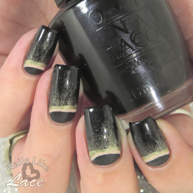 Black Base for Statement Nails: 17 Stunning Nail Art Ideas (Part 2)