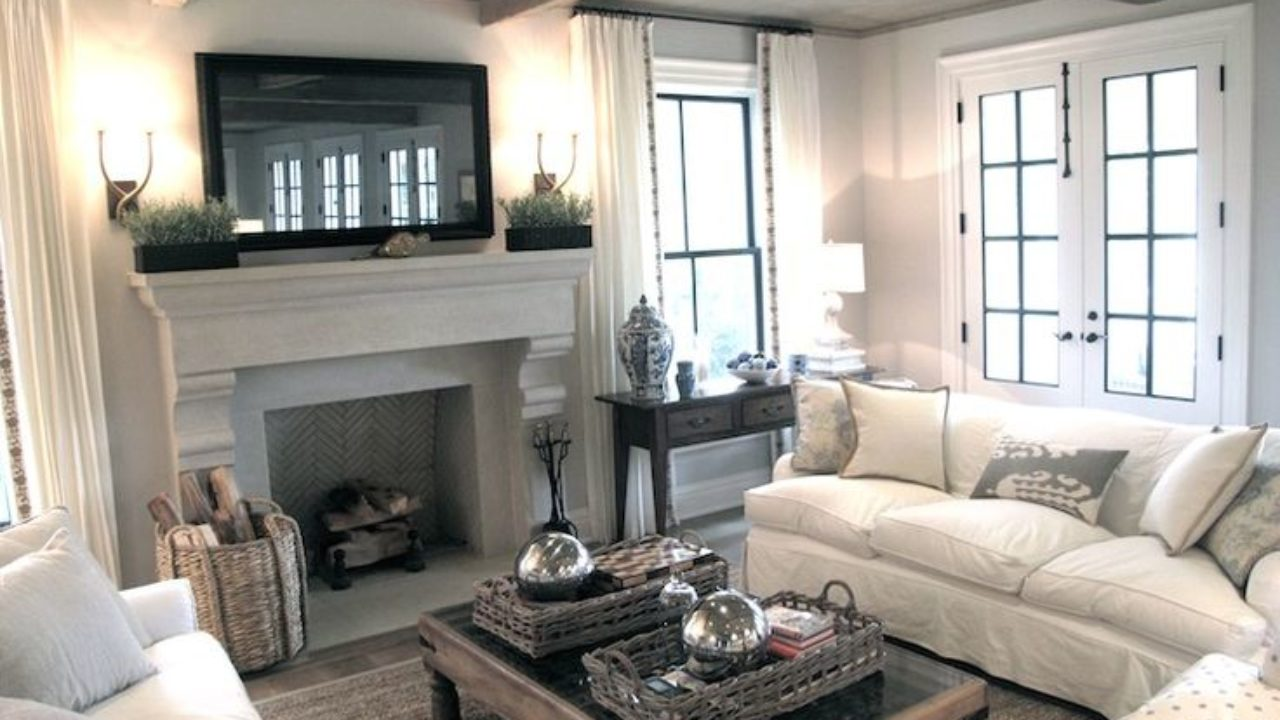 16 Chic Details For Cozy Rustic Living Room Decor Style